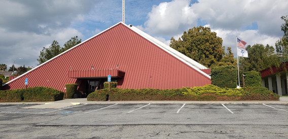 Our Church and Fellowship Building