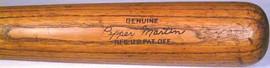 1932-33 Pepper Martin H&B Louisville Slugger Bat