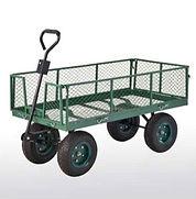 Sandusky Nursery Crate Wagon CW4824 48 x 24 1000 Lb. Capacity