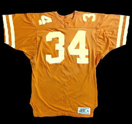1977-78 Game Used University of Tennessee Football Jersey