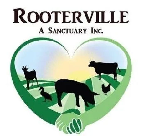 animal sanctuary logo