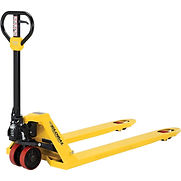 Best Value Industrial Duty Pallet Jack Truck 4400 Lb. Capacity – 27 x 60 Forks (Nominal)