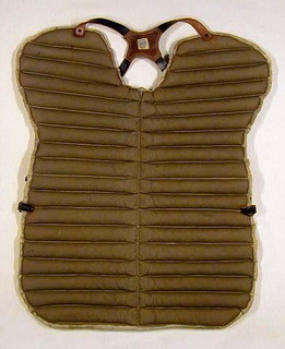 1920's Spalding Umpire's Chest Protector
