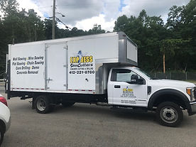 2017 F550 XL w 16' Box and Thieman TVL 30A Power Lift Gate