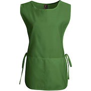 Chef Designs TP61KGRGM, Cobbler Apron, Kelly Green, M