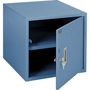 Storage Workbench Cabinet 17-1/4″W x 20″D x 16″H – Blue