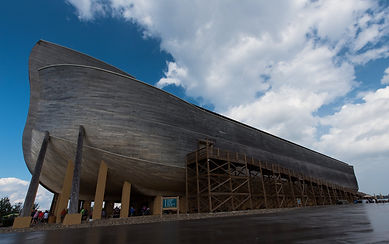 Ark Encounter, Creation Museum, Kentucky Derby Museum and more….
