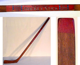 1910-20's D&M Hockey Stick
