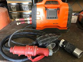 PP220 HF 200-500 V 1PH Power Pack