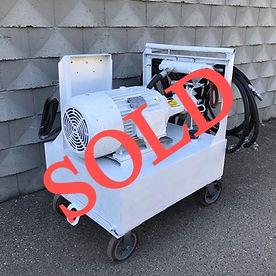 CB30 EXL 480 Electric Hydraulic Power Pack