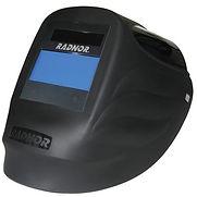 Radnor® DV Series Black Welding Helmet With