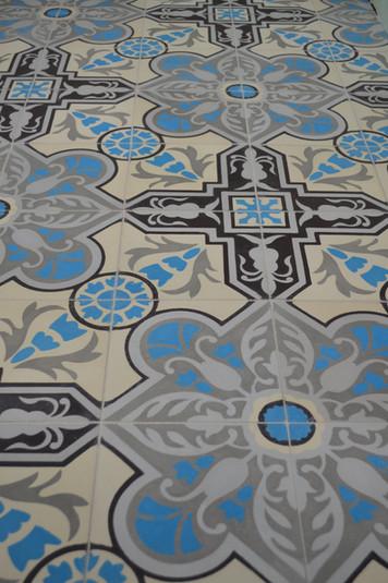 8x8 Concrete Handmade Tile