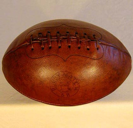 Turn of the Century Melon Style Football made by Reach