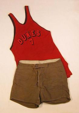 1910's Vintage Basketball Uniform