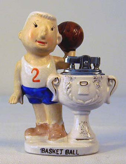 1962 Figural Basketball Lighter