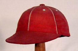 Circa 1910 Short Brim Baseball Cap
