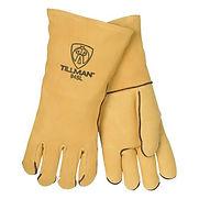 Tillman Large 14″ Top Grain Elkskin Wool Lined