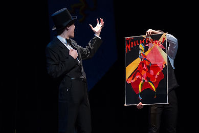 """Broadway Play """"Moulin Rouge!"""""""