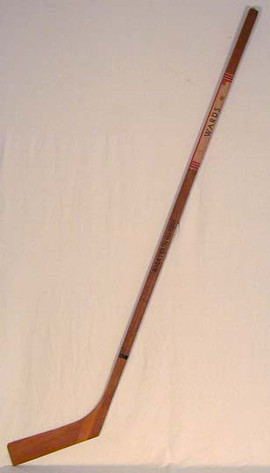 "1930's Wards ""Amateur"" Model Hockey Stick"