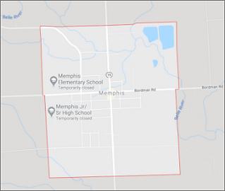 Memphis-MI