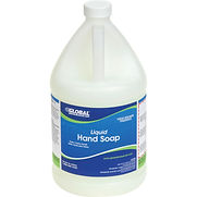 Global Industrial Liquid Hand Soap – Case Of Four 1 Gallon Bottles