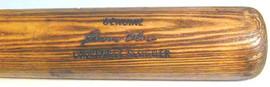 Jesus Alou Louisville Slugger Game Used Baseball Bat