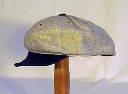 "1896 Baseball Cap ""Boston Style"" made by Spalding"