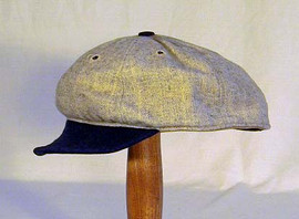 "1896 Baseball Cap ""Boston Style"" made by Spalding"