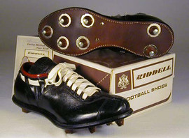 1950's Riddell Football Shoes