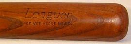 1950's Pee Wee Reese Model Baseball Bat