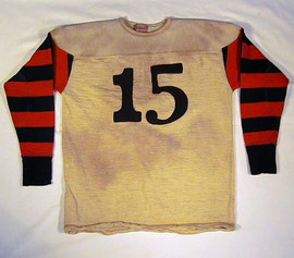"University of Penn Football Jersey from the movie ""Leatherheads"""