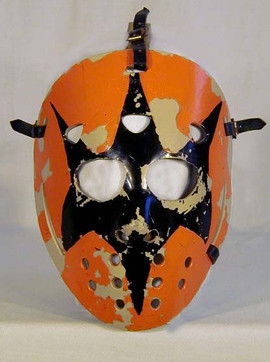 1960's Hockey Goalie Mask