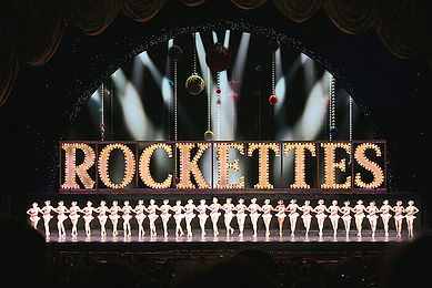 Radio City Christmas Show and Lunch