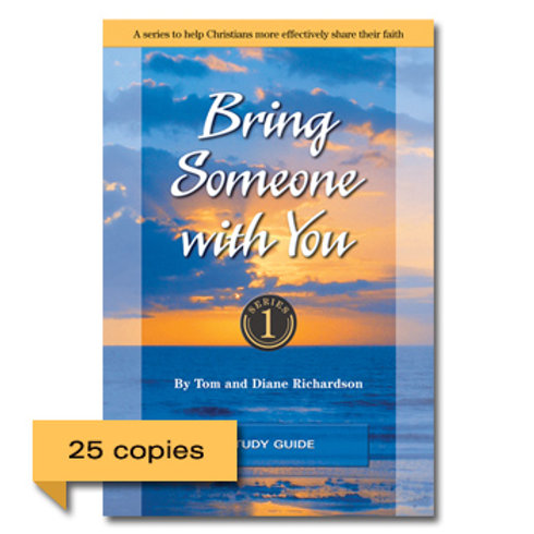 BSWY Series One Study Guide - 25 copies