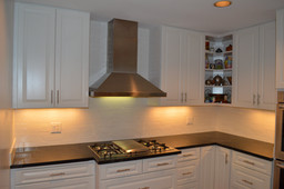 2x5 and 2x10 Crystal White Gloss Ceramic Tile