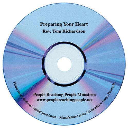 Preparing Your Heart Audio CD