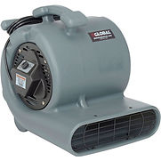 Global Industrial 3/4 HP 3 Speed Floor Dryer, Blower