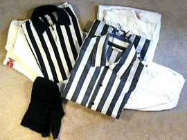 1950's Rawlings Football Official's Uniform