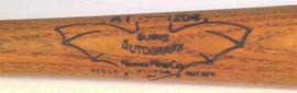 1920's Unique Burke Hanna Bat