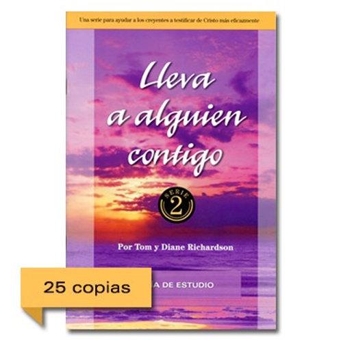 LAAC Serie Dos Guía de Estudio - 25 copias