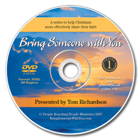 BSWY Series One DVD