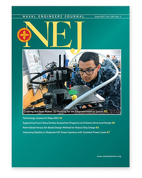 Naval Engineers Journal June 2017