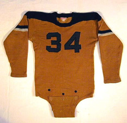 1920's ALL WOOL Vintage Football Jersey