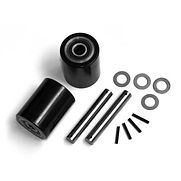 GPS Load Wheel Kit for Manual Pallet Jack GWK-PTH50-LW – Fits Crown Model # PTH50 (Newer)