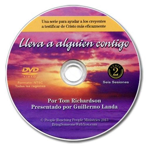 LAAC Serie Dos DVD