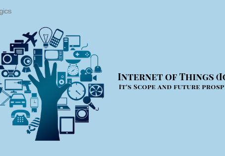 Internet of Things (IoT): It's Scope and Future Prospects