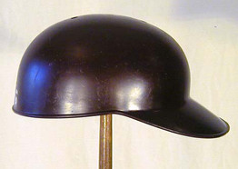 Patent Dated 1955 Baseball Batting Helmet made by ABC