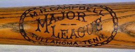 1920-30's Al Simmons Major League Model Baseball Bat