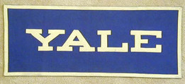 1910's Yale Banner