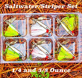 Saltwater/Striper Set